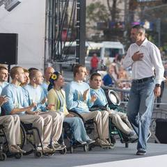 Кличко розповів, як столична влада відзначить паралімпійців-киян, що здобули медалі в Ріо