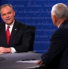 Представник Трампа переміг у дебатах кандидатів у віце-президенти США - CNN