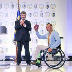 Порошенко нагородив олімпійців та паралімпійців – учасників Ріо-2016