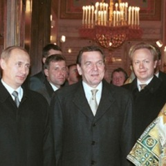 Колишній канцлер Німеччини очолив «Північний потік 2»