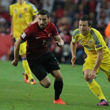 Україна зіграла внічию з Туреччиною