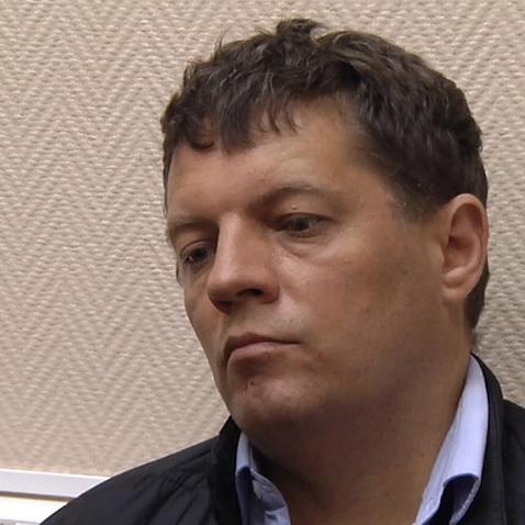 Українцю Роману Сущенку пред'явлено офіційне звинувачення в шпигунстві