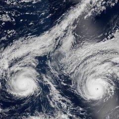 Ураган Метью з космосу ошелешив своєю силою (відео)