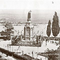 163 роки тому відбулося відкриття першого скульптурного пам'ятника Києва