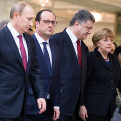 Нарешті Київ почав диктувати свої умови Москві