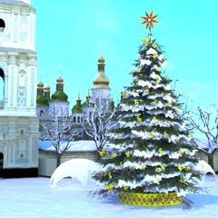 Колесо огляду, гірка для дорослих та ялинка з яворівськими забавками - як святкуватимуть у Києві новорічні свята
