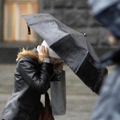 13 жовтня в Україні прогнозують значне погіршання погодних умов