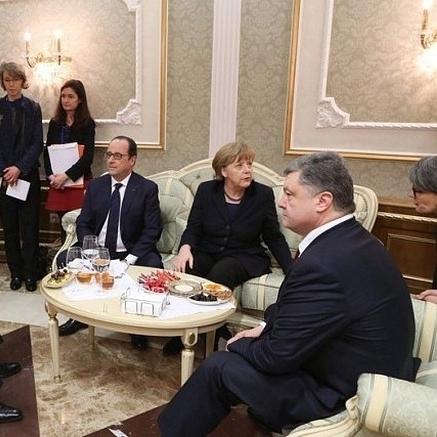 Путін, Олланд та Меркель обговорили умови зустрічі «нормандської четвірки»