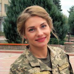 На Луганщині відбувся конкурс краси серед учасниць АТО (фото)