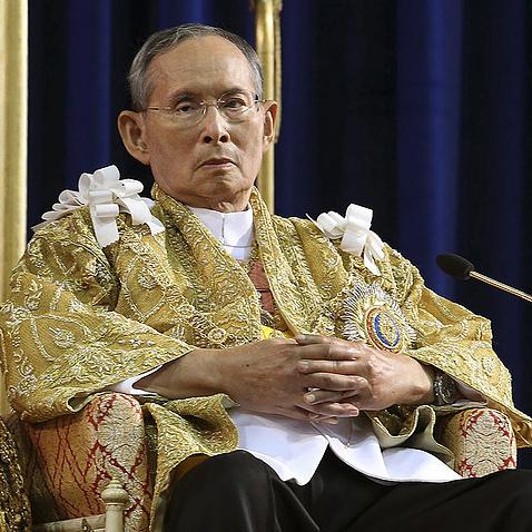 Помер король Таїланду
