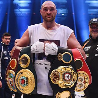 Тайсона Ф'юрі позбавили боксерської ліцензії