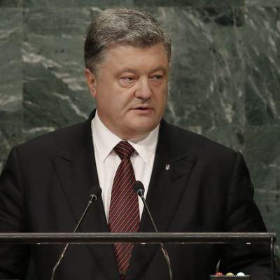 Порошенко вважає резолюцію ПАРЄ щодо України перемогою дипломатії проти агресії Росії