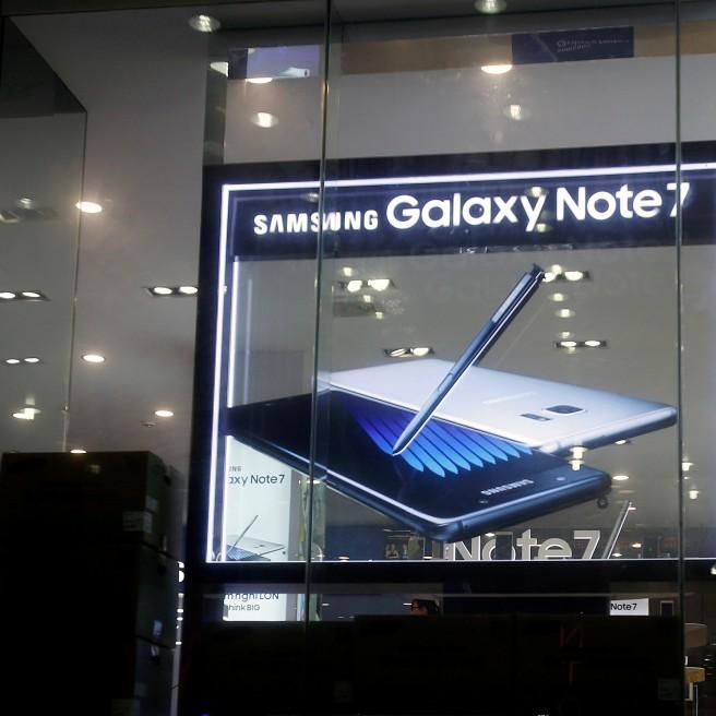 Samsung назвала суму збитків через проблеми з Galaxy Note 7