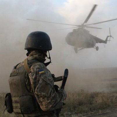 Бійці ЗСУ завадили бойовикам десантуватися з моря біля Широкиного (відео)