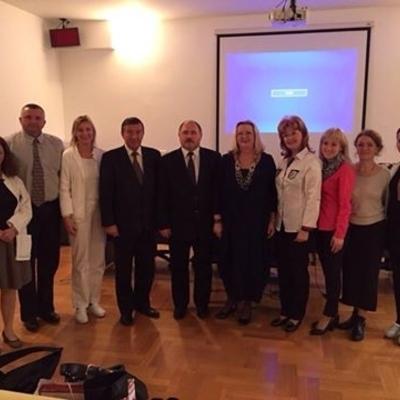 Медики Івано-Франківської обласної лікарні пройшли навчання у Центрі реабілітації слуху в Хорватії