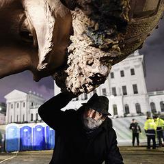 «Будемо багатші та сильніші, може, до Києва столицю перенесемо» - автор московського пам'ятника Володимиру Великому