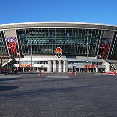 «Шахтар» заборонив клубам «ДНР» проводити матчі на «Донбас Арені»