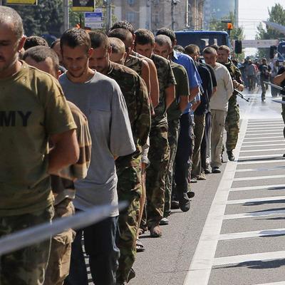 Про зустріч з Моторолою розповів український боєць АТО