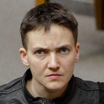 Савченко попросила «не вкладатися в неї», якщо вона потрапить в полон
