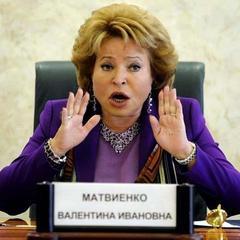Без втручання Росії «Київ атакував би Крим»,- Валентина Матвієнко
