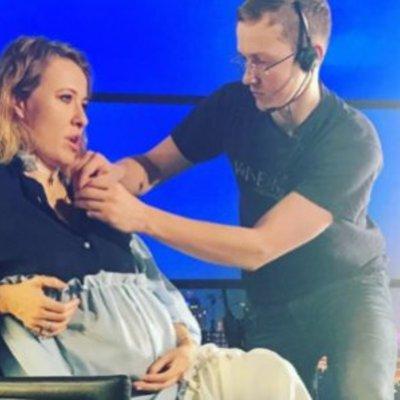 Ксенія Собчак стане матір'ю