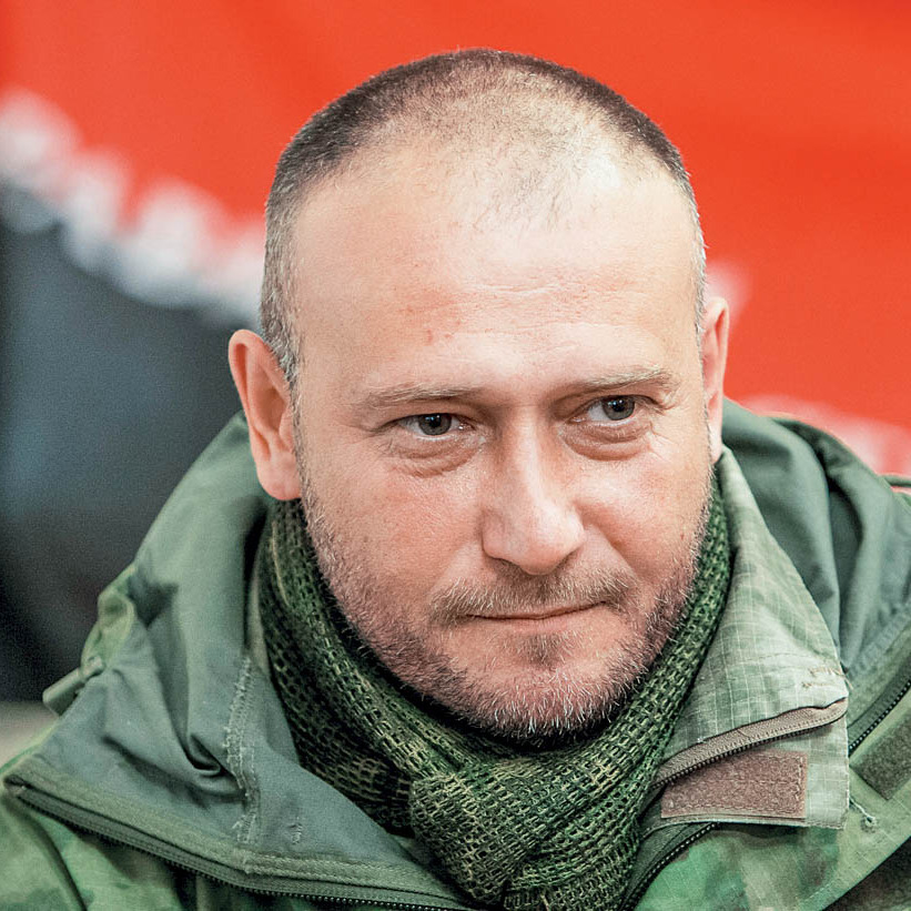 Ярош розповів, як можна повернути Донбас