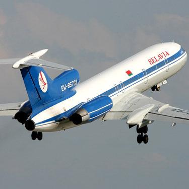 В СБУ пояснили чому розвернули літак «Белавіа»