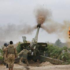 В Україні завершуються військово-стратегічні навчання «Рубіж-2016» (відео, фото)