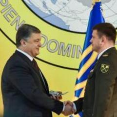 Президент представив нового главу військової розвідки