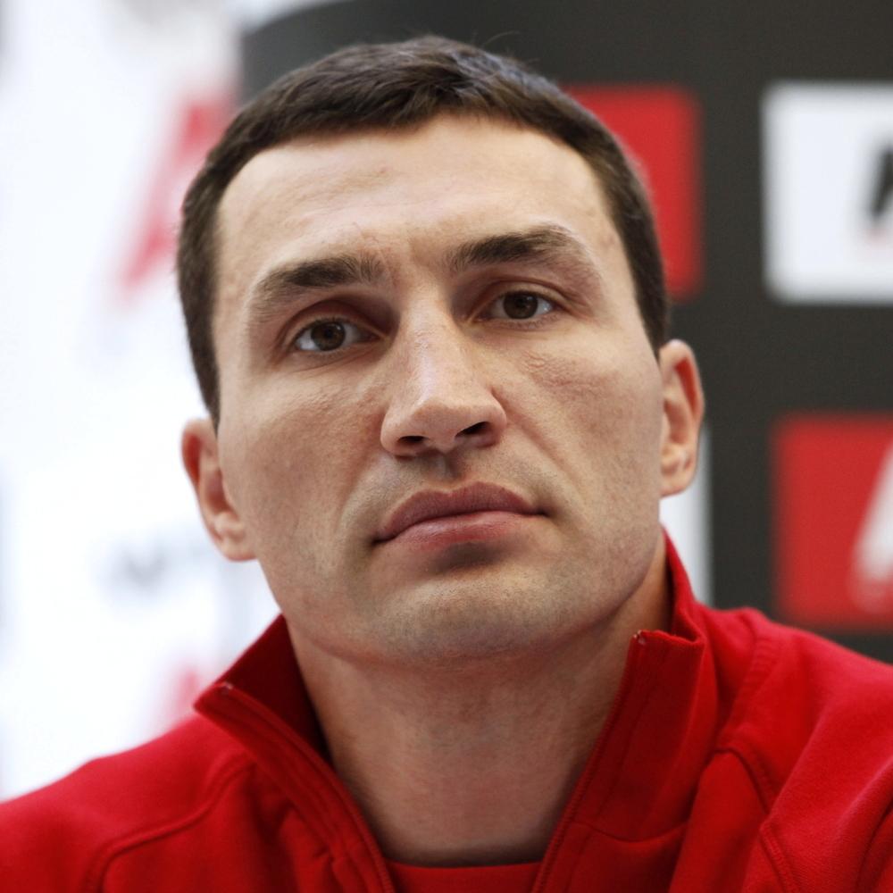 Володимир Кличко не вийде на ринг у цьому році