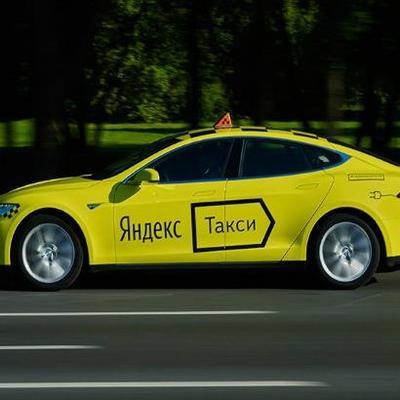 «Яндекс.Таксі» вже в Києві