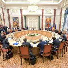 Сьогодні у Мінську пройде нове засідання Контактної групи щодо Донбасу