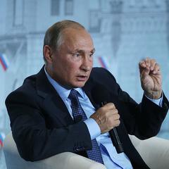 Путін вважає злочином відключення Україною електропостачання Криму