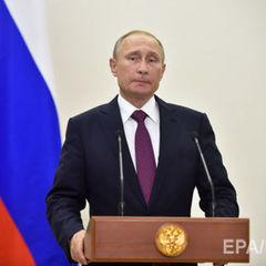 Організаторів енергоблокади Криму Путін назвав «дивовижними ідіотами»