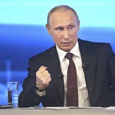 Як Путін розповідав про «дивовижних ідіотів» в Криму: з'явилося відео