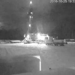 Величезне космічне тіло впало у Сибірі (відео)