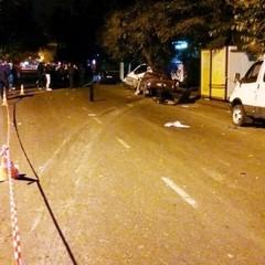 ДТП в Одесі: Три машини, двоє загиблих і поранений ножем перехожий
