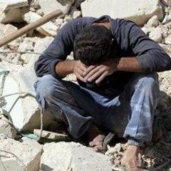 Страшні наслідки авіаударів у Сирії