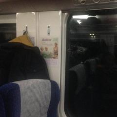 На шляху до Полтави обстріляли поїзд із учасниками АТО