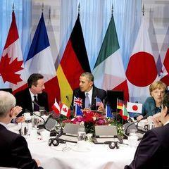 Лідери «великої сімки» сердиті на Порошенка