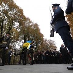 Сьогодні  - День визволення України від нацистських окупантів