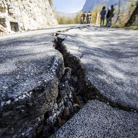 В Італії стався землетрус магнітудою 6,7