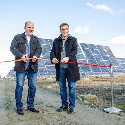 В Україні запрацювала єдина в Східній Європі сонячна електростанція (фото)