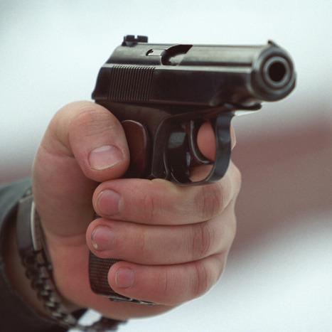 В київському метро пасажир стріляв в працівника охорони