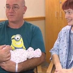 Американка взнала що вона вагітна за годину до пологів