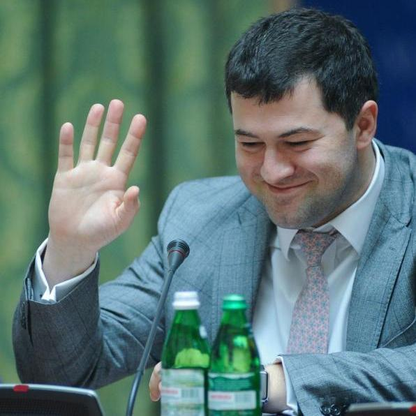 Глава Державної Фіскальної служби Роман Насиров показав свої мільйони