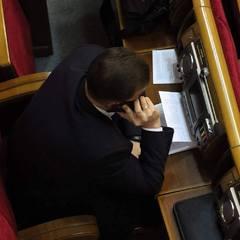 «Пишуть, що бідний депутат» - листування нардепа про його декларацію (фото)