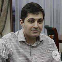 Екс-заступника генпрокурора Сакварелідзе облили зеленкою (фото)