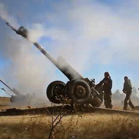В зоні АТО за минулу добу зафіксували 37 обстрілів по позиціям ЗСУ