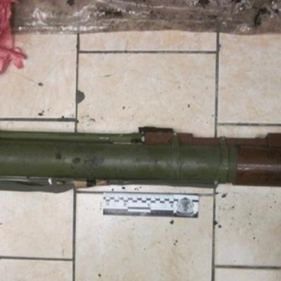 На станції метро «Деміївська» прогулювався пасажир з гранатометом